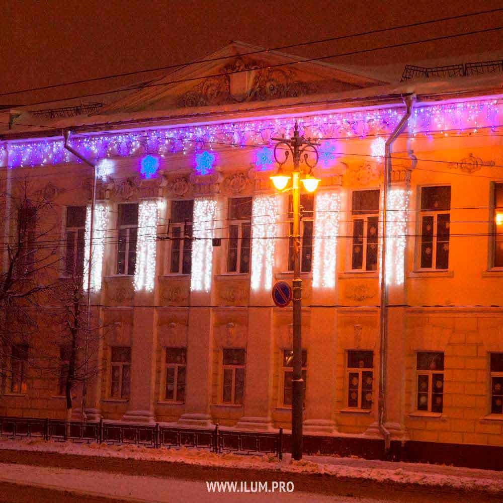 Оформление Школы №1во Владимире