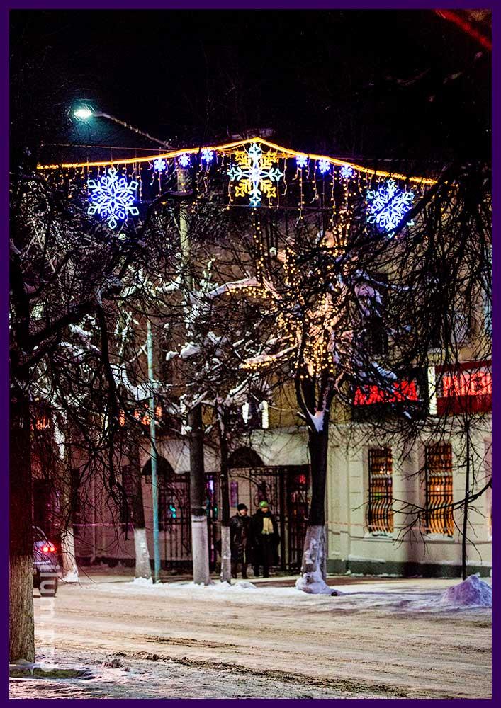 Световая консоль на новогодние праздники