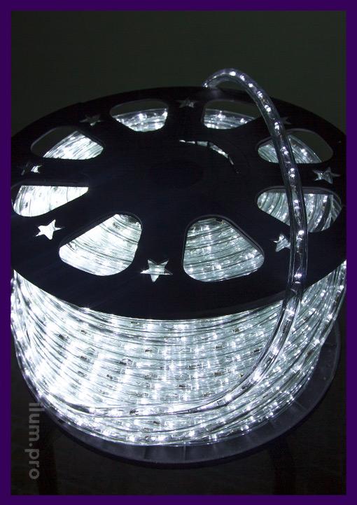 Стометровая катушка светодиодного дюралайта IP65