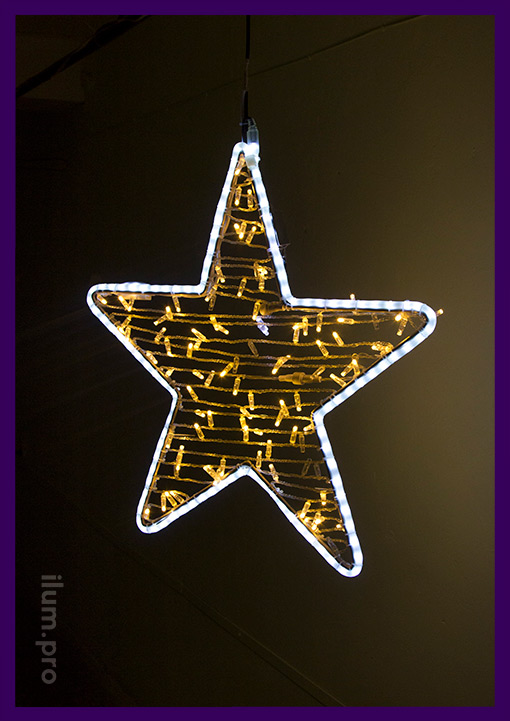Ёлки светодиодные с LED подсветкой на Новый год